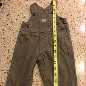Carhartt Overall Baby - 3 Month